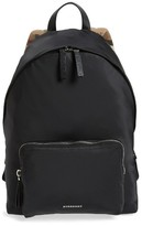 Burberry Men's Abbeydale Backpack - Black