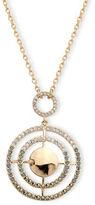 Judith Jack Marcasite & Sterling Silver Pendant Necklace
