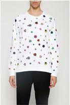 Kenzo Floral Print Sweatshirt