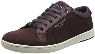 Ted Baker Men's Ternur Low-Top Sneakers, Dark Blue, 41 EU