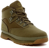 Timberland Fabric Euro Hiker Boot (Big Kid)