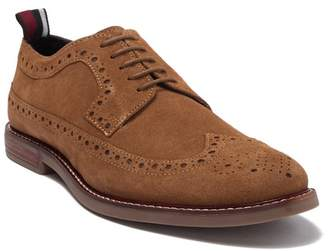 Ben Sherman Brent Long Wing Suede Derby