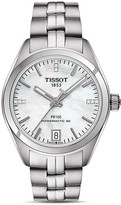 Tissot PR 100 Powermatic 80 Mother-Of-Pearl Watch, 33mm