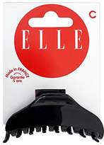 Elle It Clips Hairdressing Black Gloss Small