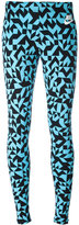 Nike Tangrams printed leggings - women - Cotton/Spandex/Elastane - M