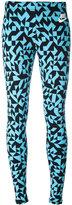 Nike Tangrams printed leggings - women - Cotton/Spandex/Elastane - S