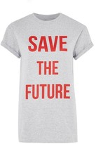 Topshop Save The Future T-Shirt