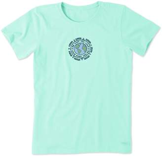 Life is Good DWYL Earth Crusher T-Shirt