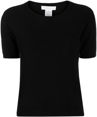 Fabiana Filippi short sleeved knitted T-shirt