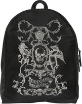 Alexander McQueen Printed Nylon Backpack