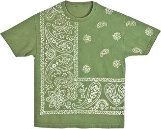 PROFOUND Bandana Paisley T-Shirt