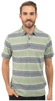 Woolrich Between the Lines Stripe Polo - Modern Fit