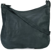 Guidi textured shoulder bag - unisex - Horse Leather - One Size