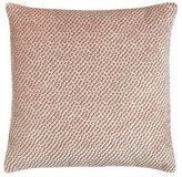 "Legacy Jazzy Dot Pillow, 22""Sq."