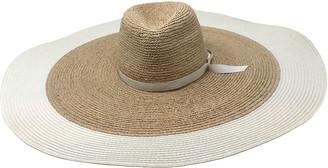 Gigi Burris Millinery Clemens Large Brim Straw Sun Hat