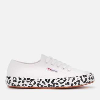 Superga Women's 2750 Cotw Printed Foxing Trainers