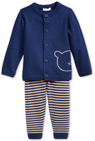 First Impressions Baby Boys' 2-Pc. Sweater & Pants Set, Only at Macy's