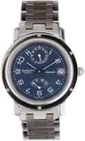 Hermes Women's Vintage Round Stainless Steel Watch