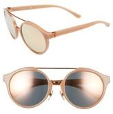 Tory Burch Women's 54Mm Sunglasses - Rose Gold