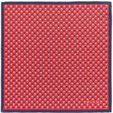 Thomas Pink Thomas Pink Heart & Flower Print Pocket Square