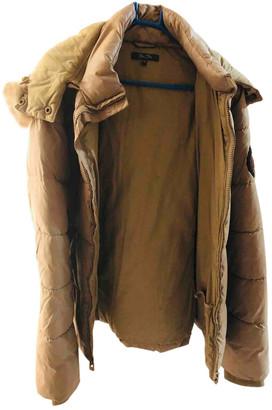 Bel Air Beige Polyester Coats