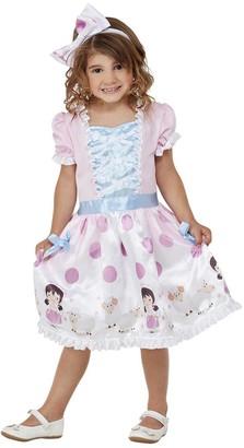 Toy Story Toddler Bo-peep Costume