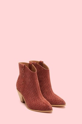 The Frye Company Maley Perf Bootie
