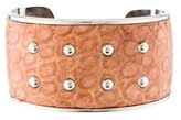Tod's Studded Leather Cuff