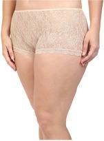 Hanky Panky Plus Size High Waist Betty Brief Women's Underwear