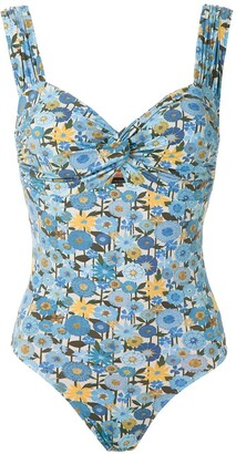 Clube Bossa Margareta printed swimsuit