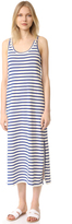 Petit Bateau Iconic Striped Tank Dress