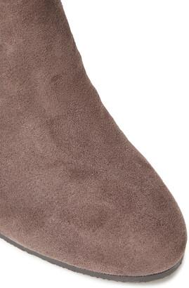 Sam Edelman Faux Suede Ankle Boots