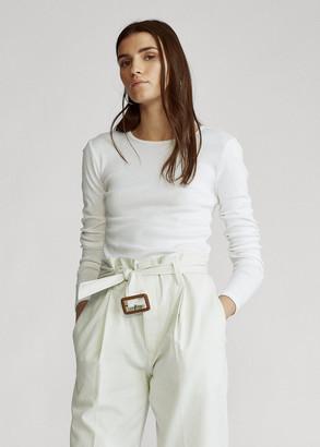Ralph Lauren Cotton Long-Sleeve Shirt