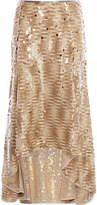 Karen Millen Sequin Midi Skirt