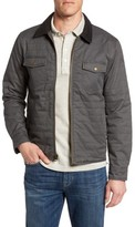 Billy Reid Men's Quilted Shirt Jacket