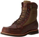 "Chippewa Men's 8"" Waterproof Mocc Toe 24946 Lace Up Boot"