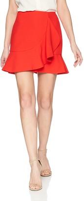 Bardot Women's Sienna Frill Skirt