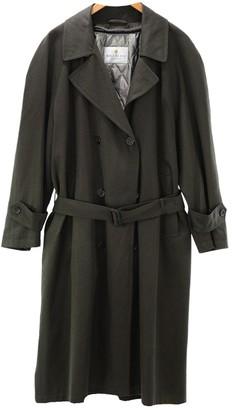 Bill Blass Grey Synthetic Coats