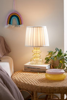 Urban Outfitters Chloe Glass Table Lamp