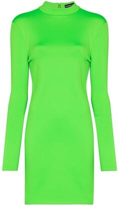 Kwaidan Editions Long Sleeve Mini Dress
