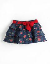 GUESS Girls 12-24 Months Tiered Skirt