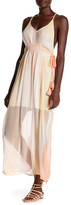 Gypsy 05 Gypsy05 Charming Multi Strap Tassel Tie Maxi Dress
