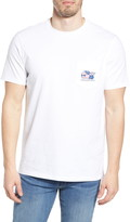 Vineyard Vines 2020 Graduation Whale Pocket Graphic Tee