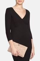 Dolce & Gabbana Lace Overlay Clutch