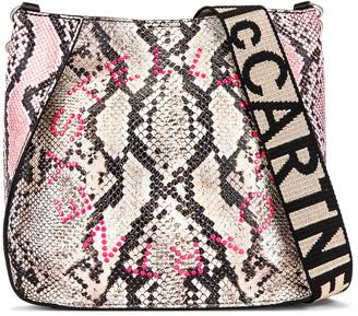 Stella McCartney Mini Snake Crossbody Bag in Multicolor | FWRD
