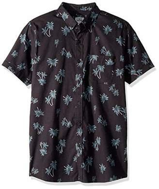 Rip Curl Men's Hideaway Short Sleeve Shirt