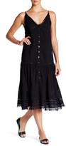 C&C California Vanessa Drop Waist Tank Dress