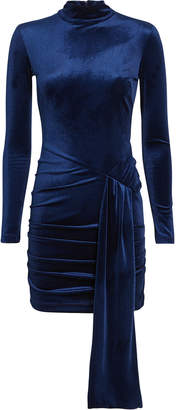 Ronny Kobo Marlinna Corded Velvet Dress