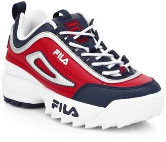Fila Kid's Disruptor 3 Sneakers