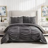 Unbranded Modern Heirloom Emily Textured Comforter Set